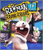 بازی موبایل Rayman: Raving Rabbids TV Party